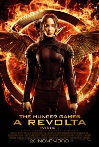 Poster do filme The Hunger Games: A Revolta - Parte 1 / The Hunger Games: Mockingjay - Part 1 (2014)