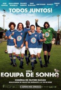 Poster do filme Uma Equipa de Sonho / Les Seigneurs (2012)