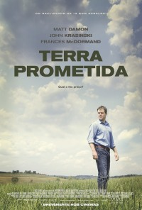 Poster do filme Terra Prometida / Promised Land (2012)