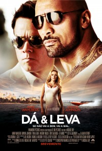 Poster do filme Dá e Leva / Pain and Gain (2013)