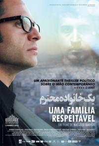 Poster do filme Uma Família Respeitável / Yek Khanévadéh-e Mohtaram (2012)