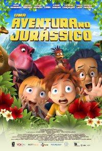 Poster do filme Uma Aventura no Jurássico / Dino Time (2012)