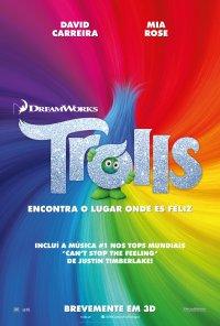Poster do filme Trolls (2016)