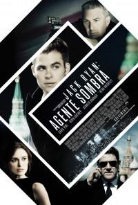 Poster do filme Jack Ryan: Agente Sombra / Jack Ryan: Shadow Recruit (2013)