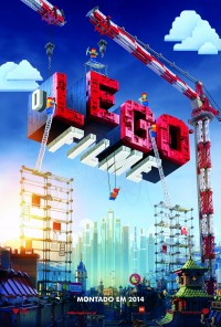 Poster do filme O Filme Lego / The Lego Movie (2014)