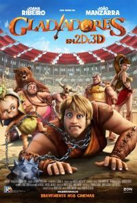 Poster do filme Gladiadores / Gladiatori di Roma (2012)
