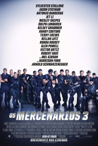 Poster do filme Os Mercenários 3 / The Expendables 3 (2014)