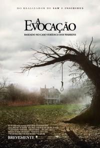 Poster do filme A Evocação / The Conjuring (2013)