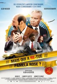 Poster do filme América, Cá Vamos Nós / Mais Qui a Re-Tué Pamela Rose? (2012)