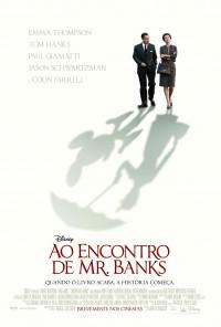 Poster do filme Ao Encontro de Mr. Banks / Saving Mr. Banks (2013)