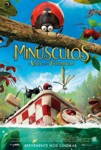 Poster do filme Minúsculos: O Vale das Formigas / Minuscule - La vallée des fourmis perdues (2013)