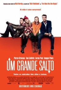 Poster do filme Um Grande Salto / A Long Way Down (2014)