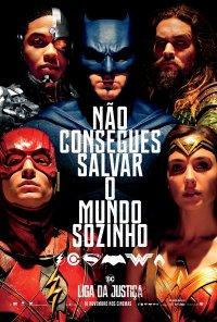 Poster do filme Liga da Justiça / Justice League (2017)