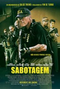 Poster do filme Sabotagem / Sabotage (2014)