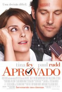 Poster do filme Aprovado / Admission (2013)