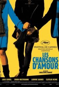 Poster do filme Canções de Amor / Les Chansons d'Amour (2007)