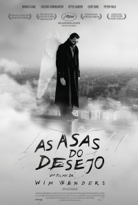 Poster do filme As Asas do Desejo (reposição) / Der Himmel über Berlin (1987)