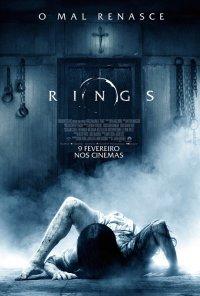 Poster do filme Rings (2016)