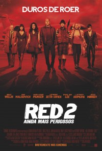 Poster do filme Red 2 - Ainda Mais Perigosos / Red 2 (2013)