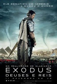Poster do filme Exodus - Deuses e Reis / Exodus: Gods and Kings (2014)