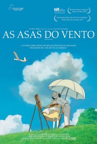 Poster do filme As Asas do Vento / Kaze Tachinu (2013)