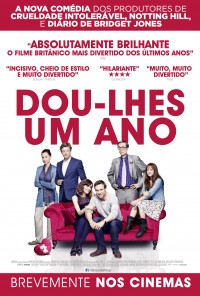 Poster do filme Dou-lhes Um Ano / I Give It A Year (2013)