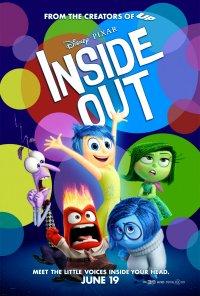 Poster do filme Inside Out: Divertida-mente / Inside Out (2015)
