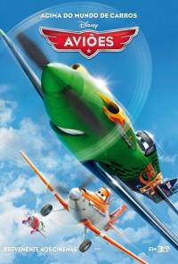 Poster do filme Aviões / Planes (2013)