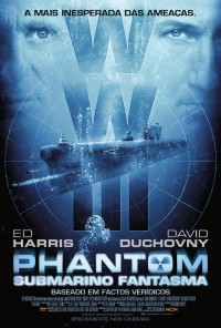 Poster do filme Phantom: Submarino Fantasma / Phantom (2013)
