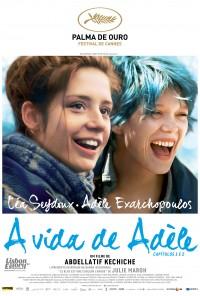 Poster do filme A Vida de Adèle: Capítulos 1 e 2 / La vie d'Adèle (2013)