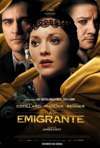 Poster do filme A Emigrante / The Immigrant (2013)