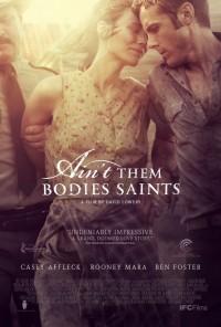 Poster do filme Ain't Them Bodies Saints (2013)