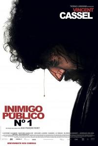 Poster do filme Inimigo Público Nº1 / Mesrine: L'ennemi public n°1 (2008)