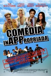 Poster do filme Comédia InAPPropriada / InAPPropriate Comedy (2013)