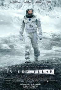 Poster do filme Interstellar (2014)