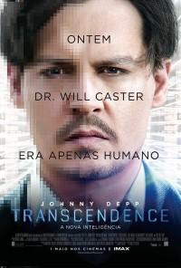 Poster do filme Transcendence - A Nova Inteligência / Transcendence (2014)