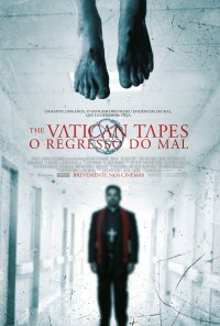 Poster do filme Vatican Tapes - O Regresso do Mal / The Vatican Tapes (2015)