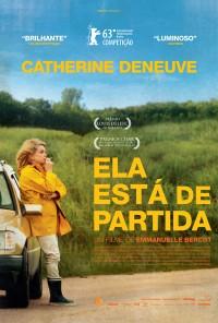 Poster do filme Ela Está de Partida / Elle s'en Va (2013)