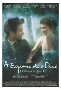 Poster do filme A Espuma dos Dias / L'Écume des Jours (2013)