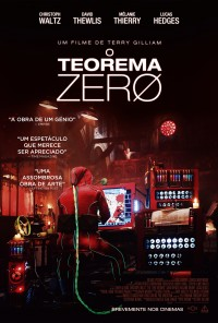 Poster do filme O Teorema Zero / The Zero Theorem (2013)