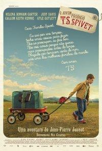 Poster do filme O Jovem Prodígio T.S. Spivet / L'Extravagant voyage du jeune et prodigieux T.S. Spivet (2013)