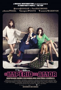 Poster do filme O Império do Amor / The Look of Love (2013)