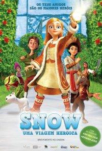 Poster do filme Snow - Uma Viagem Heróica / Snezhnaya koroleva / Snow Queen (2012)