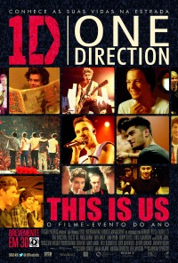 Poster do filme One Direction: This is Us (2013)