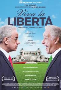 Poster do filme Viva a Liberdade / Viva la Libertà (2013)
