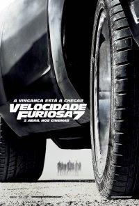 Poster do filme Velocidade Furiosa 7 / Furious 7 (2015)