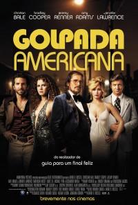 Poster do filme Golpada Americana / American Hustle (2013)