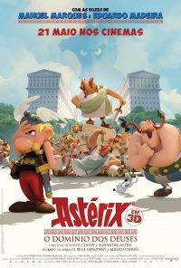 Poster do filme Astérix: O Domínio dos Deuses / Astérix: Le Domaine des Dieux (2014)