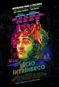 Poster do filme Vício Intrínseco / Inherent Vice (2014)