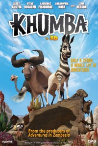 Poster do filme Khumba (2013)